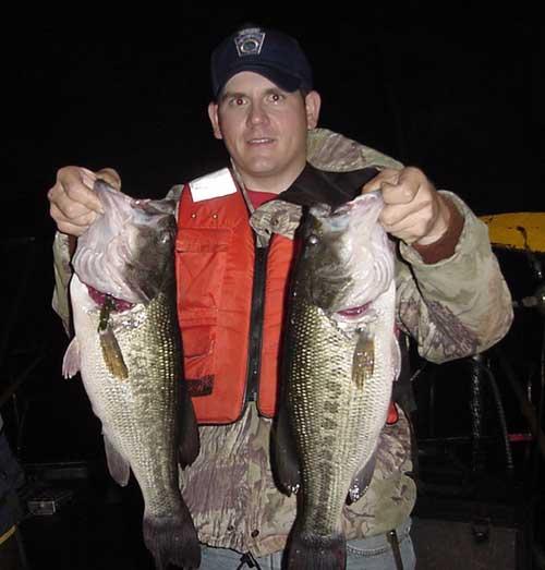2004 biologist report lake wilhelm part 3 for Lake wilhelm fishing