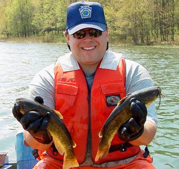 PFBC 2008 Biologist Report - Beaverdam Run Reservoir