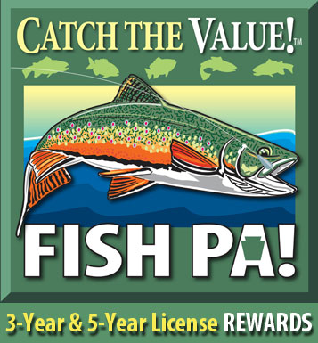 Purchase your fishing license today for Pa fishing license online
