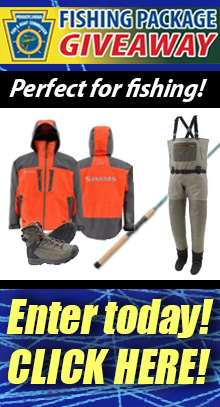 Fishing Package Giveaway