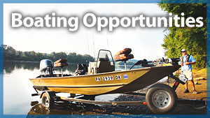 Boating Opportunities