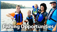 Fishing and Boating Opportunities