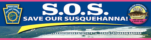 S.O.S. - Save Our Susquehanna