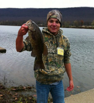 Personal stories about the susquehanna river for Fishing access near me